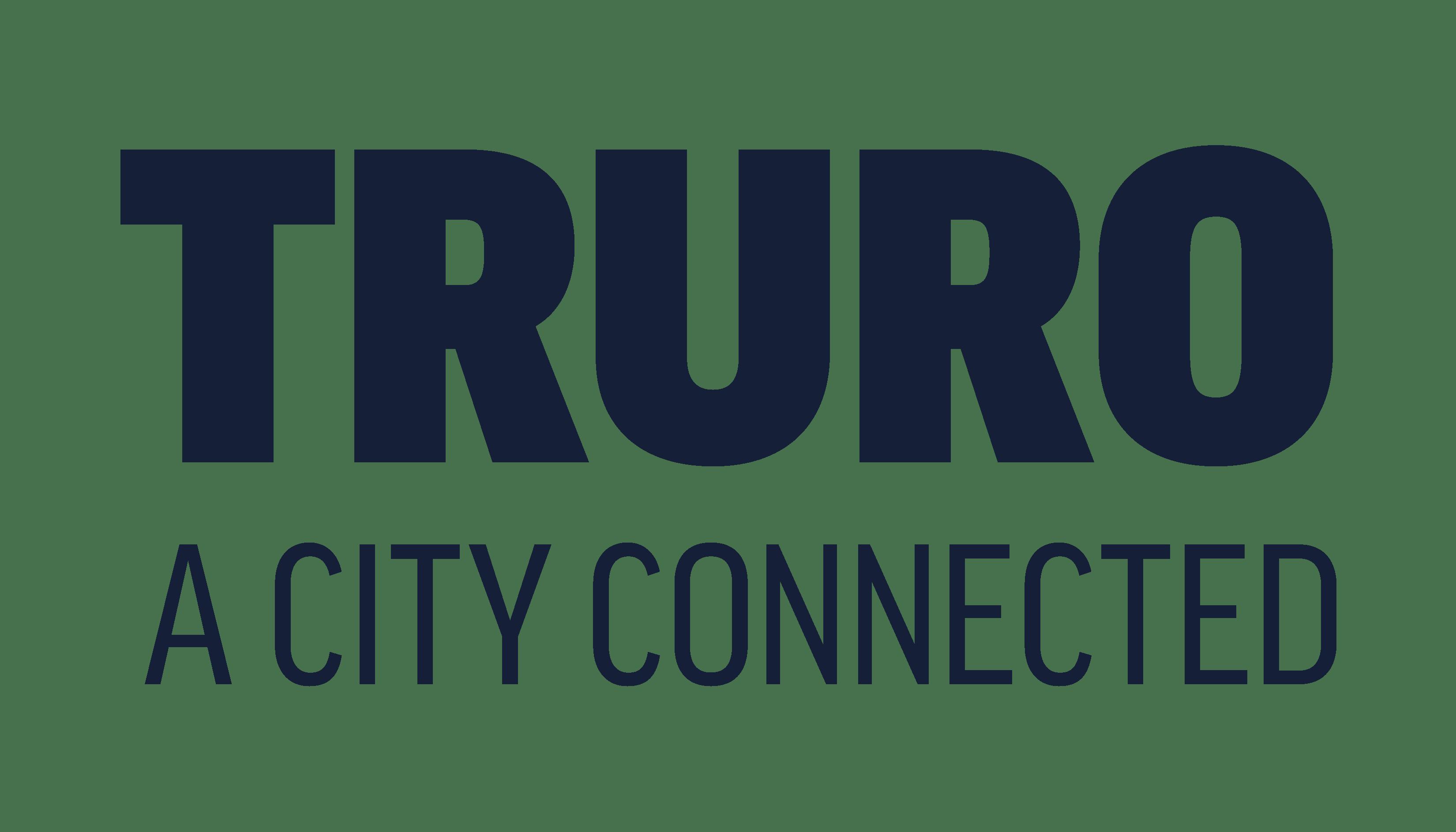 Truro Town Deal logo