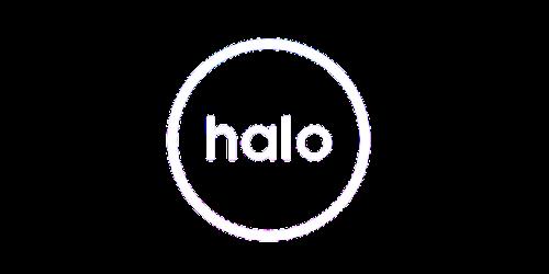 Halo PR logo.